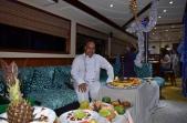 ASMAA 2015-12-30 dinner chef Mohamed by Naisan Esfahani