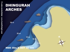 DHIHURAH-ARCHES-Dhangethi-Region
